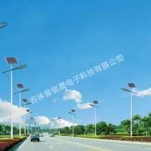 9-12米太阳能路灯